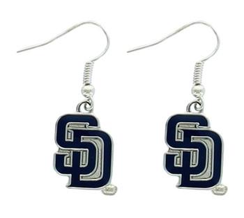 San Diego Padres Dangle Earrings