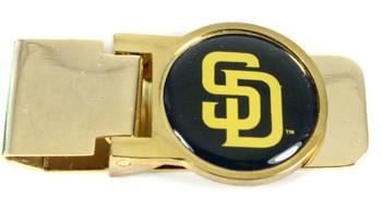 San Diego Padres Money Clip