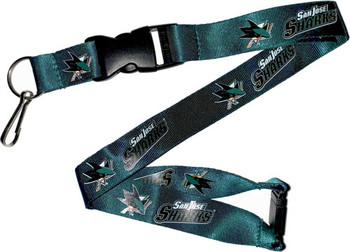 San Jose Sharks Lanyards