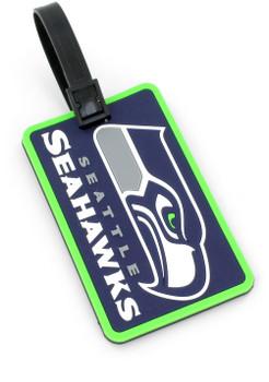 Seattle Seahawks Luggage Tag