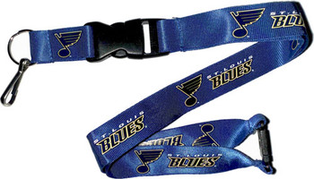 St. Louis Blues Lanyard