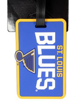 St. Louis Blues Luggage Bag Tag