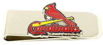 St. Louis Cardinals Money Clip