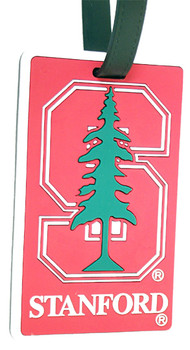 Stanford Luggage Tag