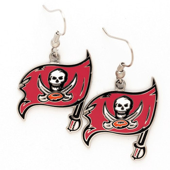 Tampa Bay Buccaneers Earrings