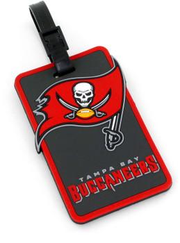 Tampa Bay Buccaneers Luggage/Bag Tag