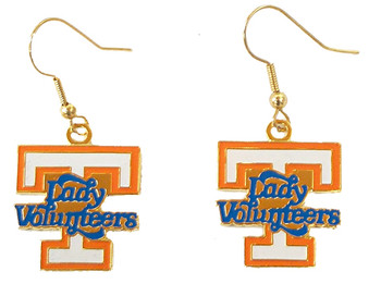 Tennessee Lady Vols Earrings