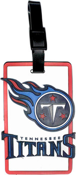 Tennessee Titans Luggage/Bag Tag