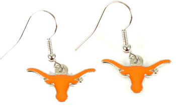 Texas Longhorns Earrings