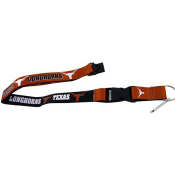 Texas Longhorns Reversible Lanyard