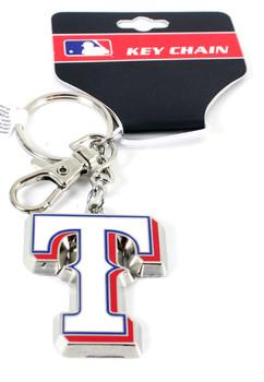 Texas Rangers Key Chain