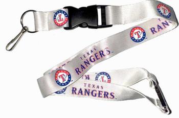 Texas Rangers Lanyard
