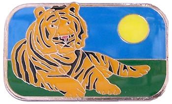 Tiger Brass Magnet
