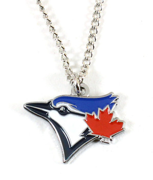 Toronto Blue Jays Logo Necklace