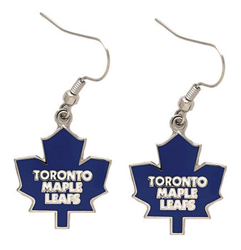 Toronto Maple Leafs Earrings