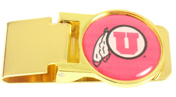 University of Utah Money Clip