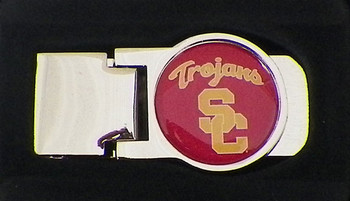 USC Trojans Money Clip
