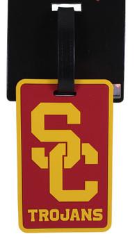 USC Trojans Luggage Tag