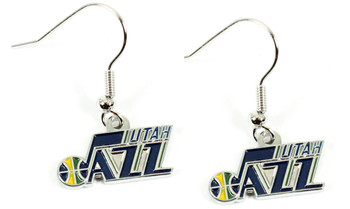 Utah Jazz Earrings