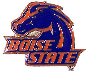 Boise State Logo Pin