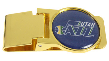 Utah Jazz Money Clip