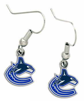 Vancouver Canucks Earrings