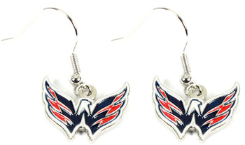 Washington Capitals Earrings