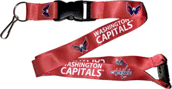 Washington Capitals Lanyard