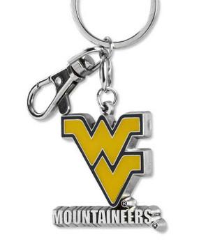 West Virginia Key Chain
