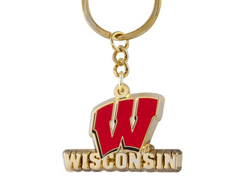 Wisconsin Key Chain