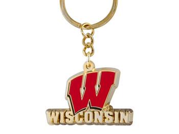 Wisconsin Key Chain