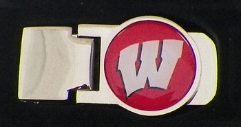 Wisconsin Money Clip