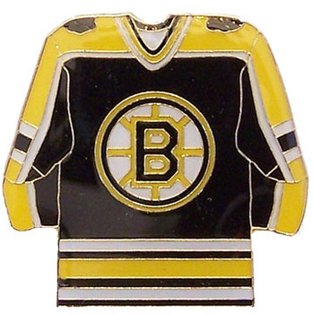 Boston Bruins Jersey Pin