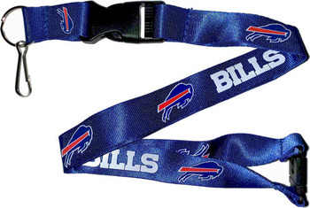 Buffalo Bills Lanyard - Blue