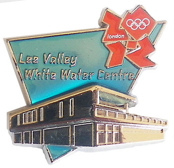 London 2012 Olympics Lee Valley White Water Centre