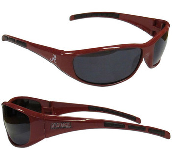 Alabama Crimson Tide Sunglasses - Wrap Style