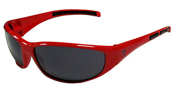 Texas Tech Sunglasses - Wrap Style