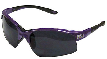 LSU Tigers Sunglasses - Blade Style