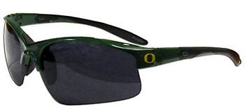 Oregon Ducks Sunglasses - Blade Style