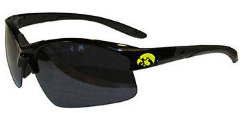 Iowa Hawkeyes Sunglasses - Blade Style