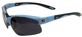 North Carolina Tarheels Sunglasses - Blade Style