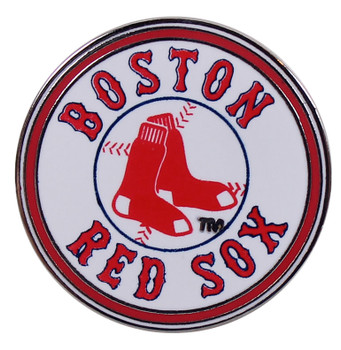 Boston Red Sox Logo Pin