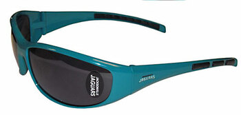 Jacksonville Jaguars Sunglasses - Wrap Style