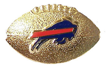 Buffalo Bills 3-D Ball Pin