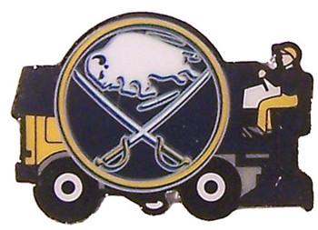 Buffalo Sabres Zamboni Pin