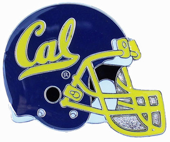 Cal Berkeley Football Helmet