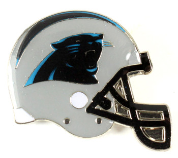 Carolina Panthers Helmet Pin