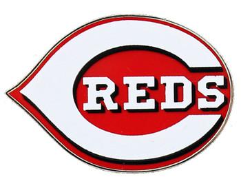 Cincinnati Reds Logo Pin