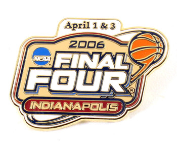 2006 Final Four Logo Pin