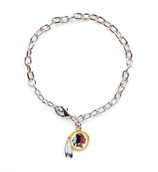 Washington Redskins Logo Bracelet
